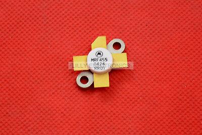 Mrf455 Rf Power Transistor Npn Silicon