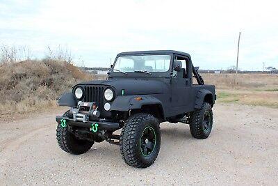 1985 Jeep CJ  1985 Jeep CJ8 Scrambler