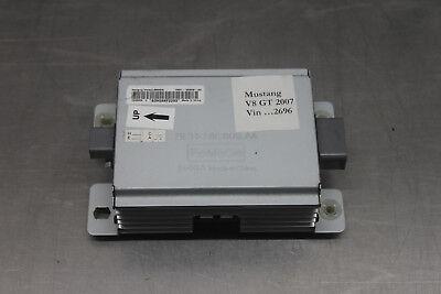 Ford Mustang Gt 2007 Amplificador Amplificador Amplificador 7R3T-18C808-AA, usado segunda mano  Embacar hacia Mexico