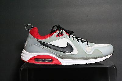 Nike Air Max Trax 13 Running Sneaker Athletic Multi Black Red Men 10 5 Hip