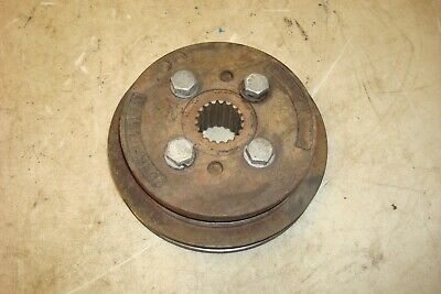 1962 Ford 2000 Tractor Crankshaft Double Pulley 800