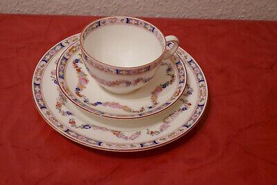 Minton Rose A - 4807 - Teegedeck, Kaffeegedeck Bone China - England - TOP - RAR Rose Bone China
