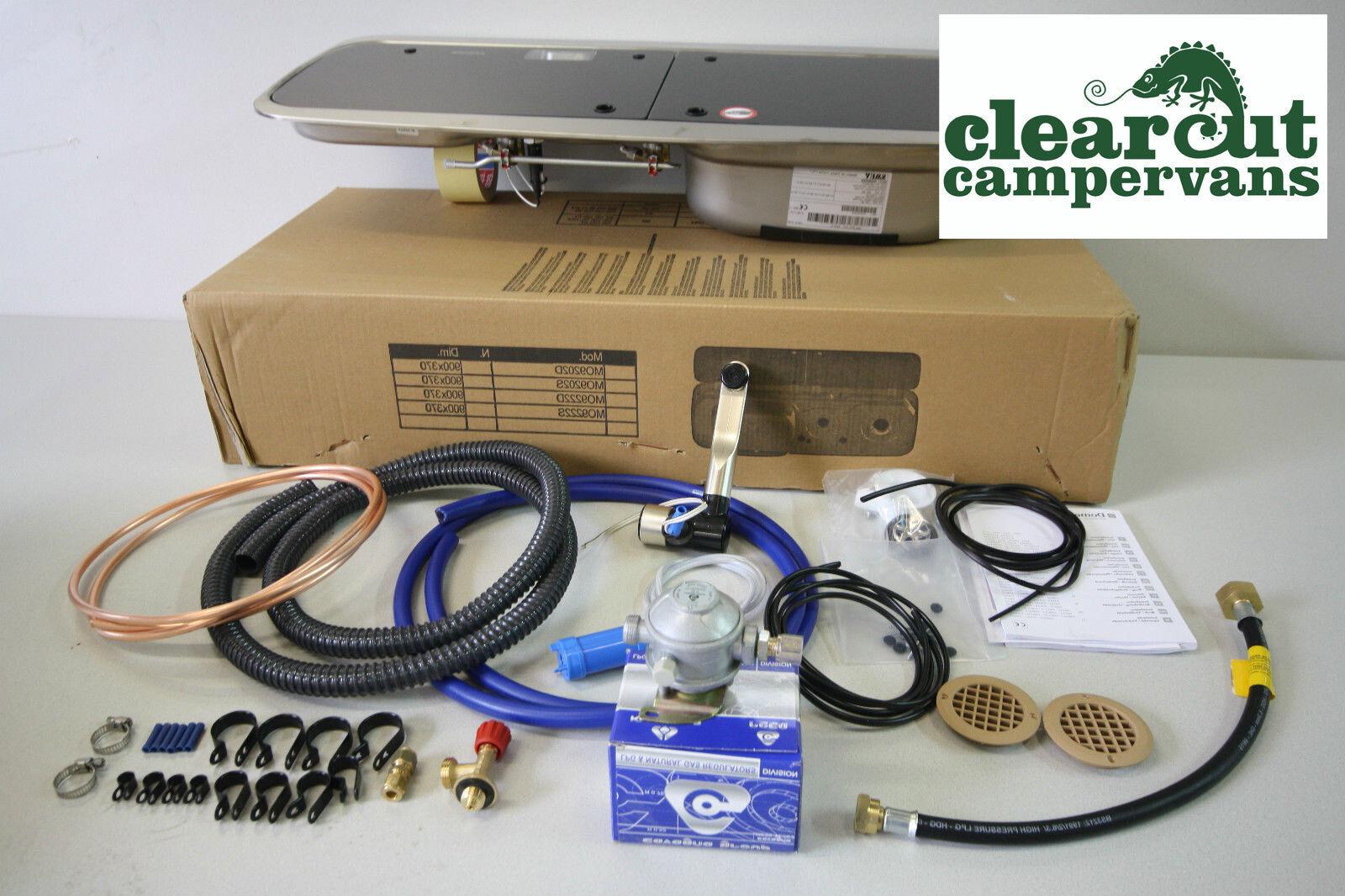 Smev  Dometic 9222 L  H Vw T5 Campervan Hob  Sink  U0026 Tap