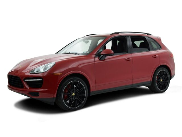Imagen 1 de Porsche Cayenne red