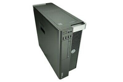 Dell Precision T5810 with Windows 10 Pro - Choose Your CPU Memory HDD Video