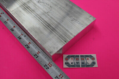 1 X 4 Aluminum 6061 Flat Bar 22 Long T6511 Solid Extruded Plate Mill Stock