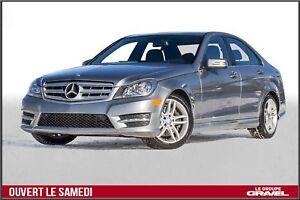 2013 Mercedes-Benz C-Class C 300 4MATIC - GPS - TOIT OUVRANT -