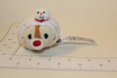 Disney Tsum Tsum Christmas Holiday Advent Calendar Dale dressed as Snowman