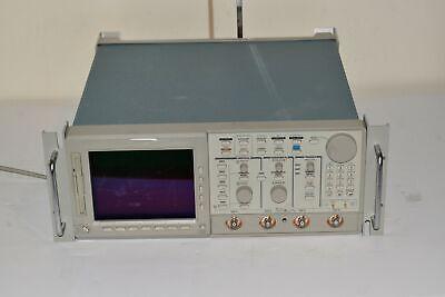 Tektronix Tds 644b Color 4 Channel Digital Oscilloscope 500 Mhz 2.5 Gs Hb39