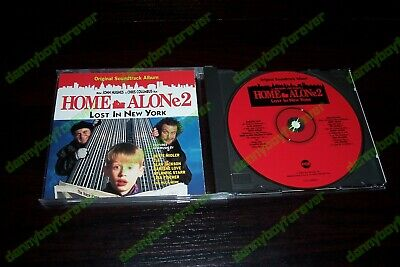 Home Alone 2 Lost in New York Soundtrack TLC Darlene Love Capitols Bobby