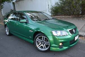 2011 Holden Commodore VE Series II MY12 SV6 Sportwagon Spts Auto 6sp Coburg Moreland Area Preview
