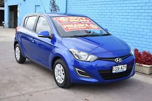 2013 Hyundai i20 ACTIVE Enfield Port Adelaide Area Preview