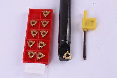 Snr0020r16   16Ir Ag60 1020 Cnc Insert Threading Turning Boring Bar Holder