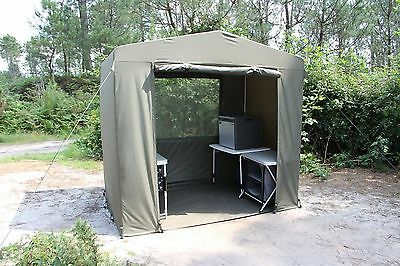 Cyprinus Cantina Waterproof Cookhouse Cooking station bivvy for carp fishing