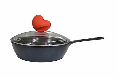 "CONCORD 7"" Ceramic Coated Non Stick Egg Frying Pan Eco Friendly Skillet Cookware"