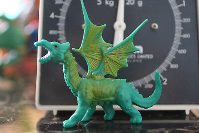 Realistic Dinosaurs bootleg of Arco's The Sword & the Sorcerer dragon figure #2 (Realistic Toy Swords)