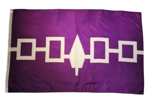 IROQUOIS Purple FIRST NATIONS Large 2