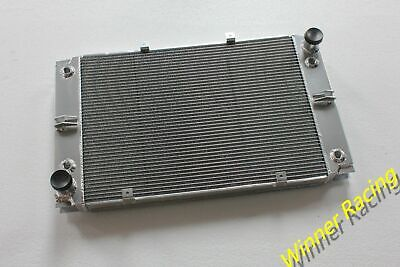 Aluminum Alloy Radiator For Porsche 928 with 2 coolers on both sides 56mm