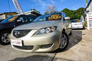 2006 MAZDA 3 AUTOMATIC, ONE OWNER, FULL SERVICE HISTORY!! FROM $57.68 Tweed Heads Tweed Heads Area Preview