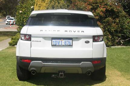 2012 Range Rover Evoque SUV Leederville Vincent Area Preview