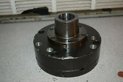 5c Collet Nose Chuck For Cnc Lathe Indexer