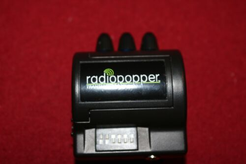 Radiopopper Transmitter JrX