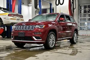 2018 Jeep Grand Cherokee SUMMIT PLATINUM * DVD * HITCH 6200 * TO