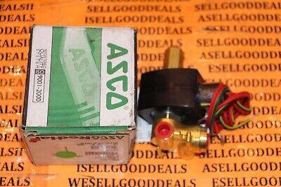 Asco Ef8317g035 Solenoid Valve 14 120v New