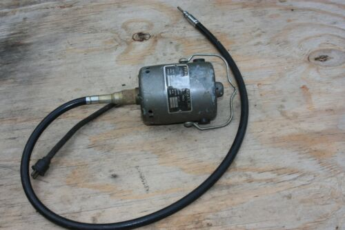 Vintage Flex Shaft Motor ROTARY TOOL Made in USA