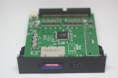 """SCSI2SD v5.1 - bundle with black 3.5"""" bracket/faceplate & 16GB SanDisk SD card"""