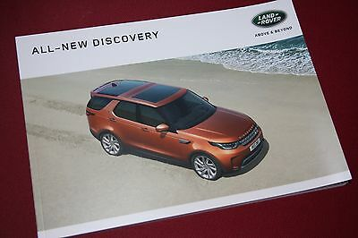 Land Rover Discovery 2017 Model Year MINT CONDITION