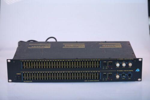 AB International Model 231 Stereo Graphic Equalizer 31 Band EQ