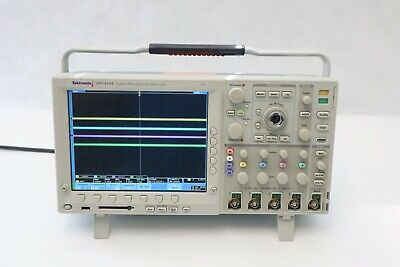 Tektronix Dpo4104 Digital Phosphor Oscilloscope 1 Ghz 4 Channel Options