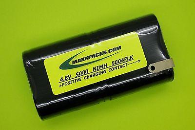New 5000ma Battery Fits Fluke Scopemeter 90 91 92 92b Made In Usa