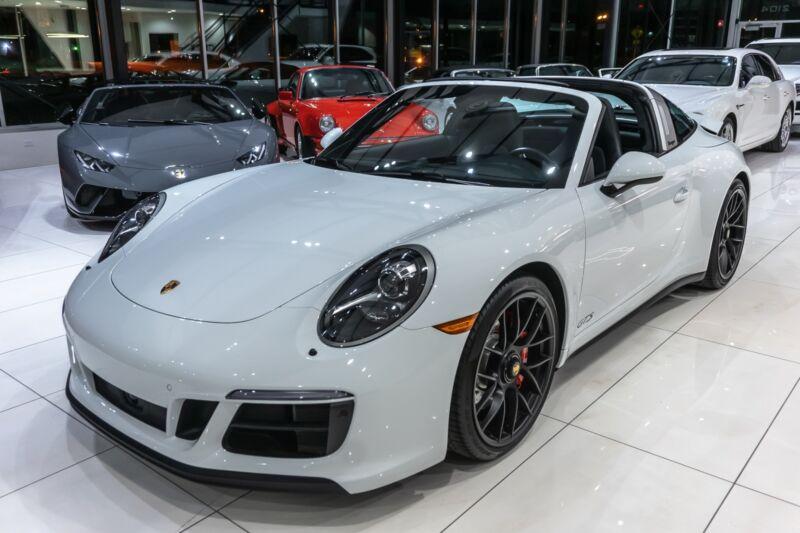 Image 10 Coche Americano usado Porsche 911 Targa 4 GTS 2018