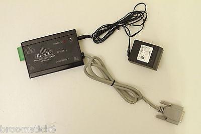 Runco Dual Screen Actuator Model IA-CC100