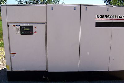 Ingersoll Rand Ep150 Hp  Rotary Screw Air Compressor 1 Year Airend Warranty