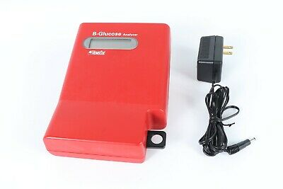 Hemocue B-glucose Photometer Analyzer W Power Adapter