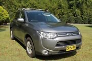 2012 Mitsubishi Outlander SUV MY13 (5 seater) Terranora Tweed Heads Area Preview