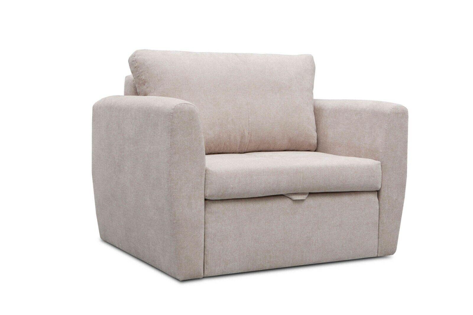 Sessel KAMEL Schlafsofa Couch kleines Sofa Bett Convertible Kinderzimmer Sofa