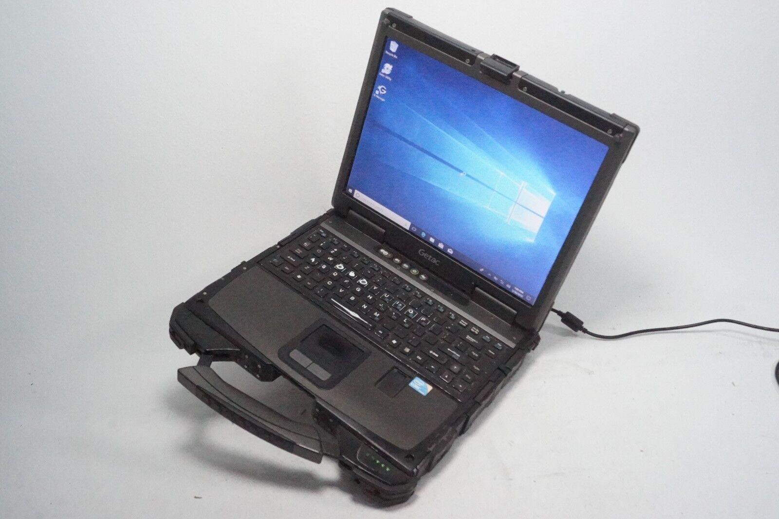 Getac B300-X Ultra Rugged Core i7 2GHz 6GB RAM 240GB SSD W10 PRO TouchScreen GPS