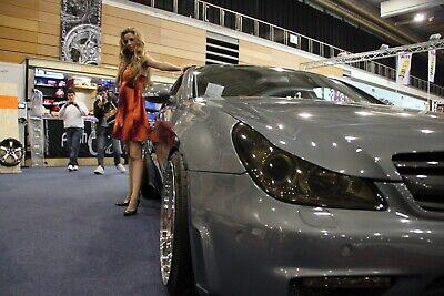 Mercedes CLS W219 Motorhaubenverlängerung