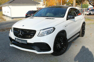 Mercedes-Benz  Coupe GLE 63 AMG 4Matic Navi/LED/Pano/STHZG