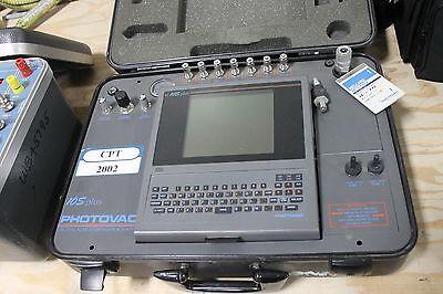Photovac Digital Gas Chromatography Chromatograph 10s Plus