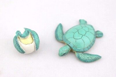 American Girl 1/6 Sea Turtle & baby egg hatching TMNT fit 12