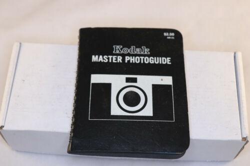 Vintage Kodak Master Photo Guide AR-21 Black