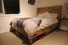Messmate Timber Bed Monbulk Yarra Ranges Preview
