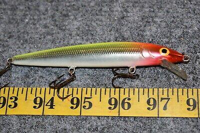RH Red Head Rapala Wobbler Husky Jerk 12cm HJ12