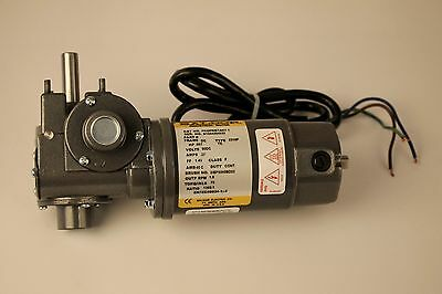 Conveyor Pizza Gear Drive Motor Middleby Marshall Oven 27384-0011
