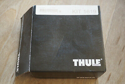 Thule Evo Fitting Kit 5054 Ford Fiesta 18 Without Pre-Existing Roof Attachments